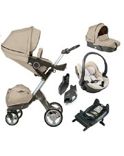 Stokke Xplory V4 Izi Go Travel System - Collection 2015