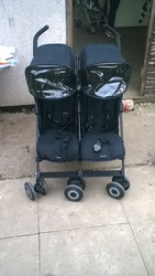 Maclaren England Double pushchair